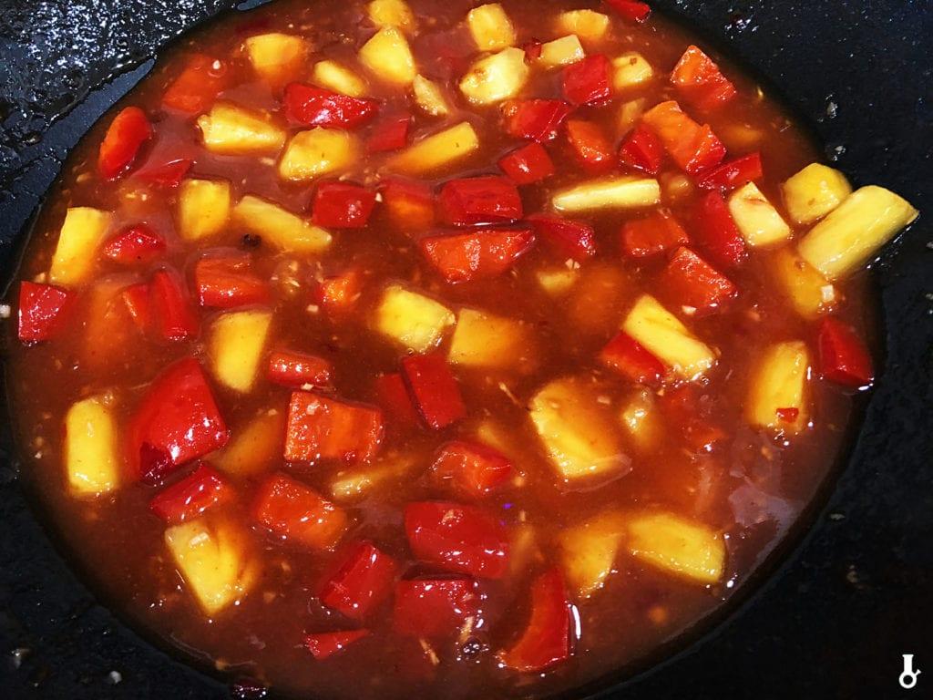 sos słodko-kwaśny