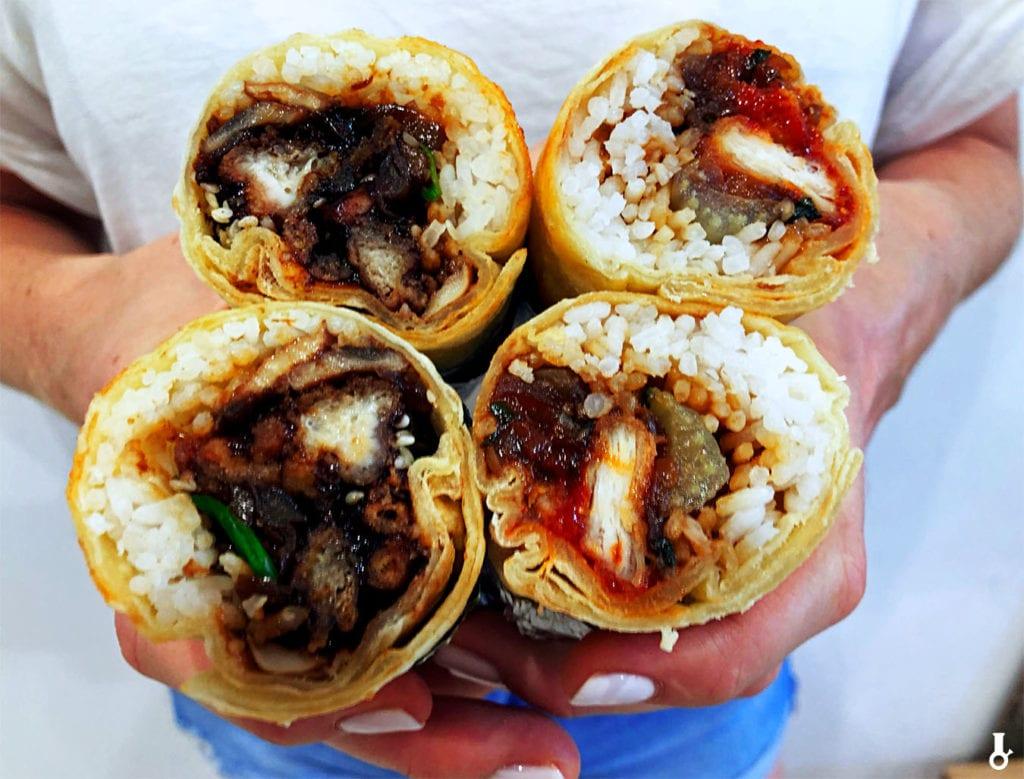 burrito yayami omate