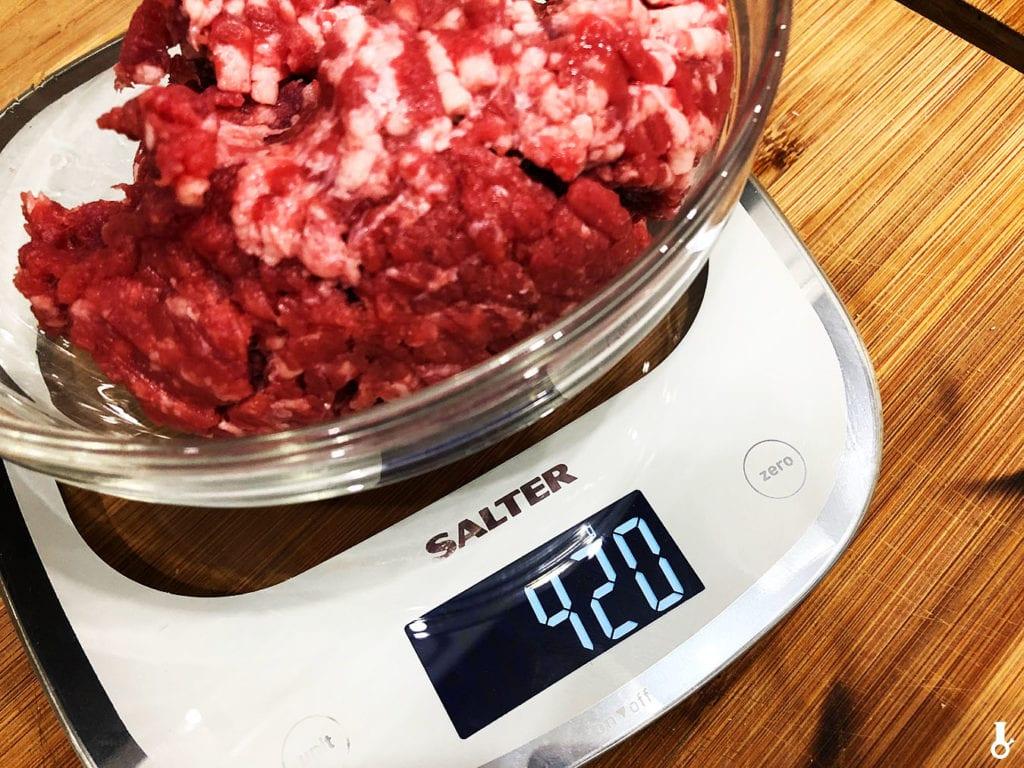 420g wołowiny