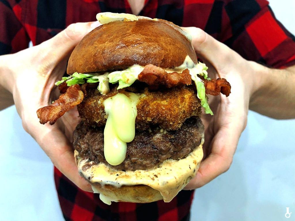 burger drwala