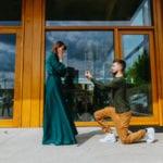 sesja zaręczynowa w boerejongens pierwszy wspólny joint