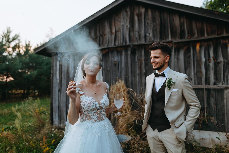 Zrobiliśmy pierwszy w Polsce ślub konopny