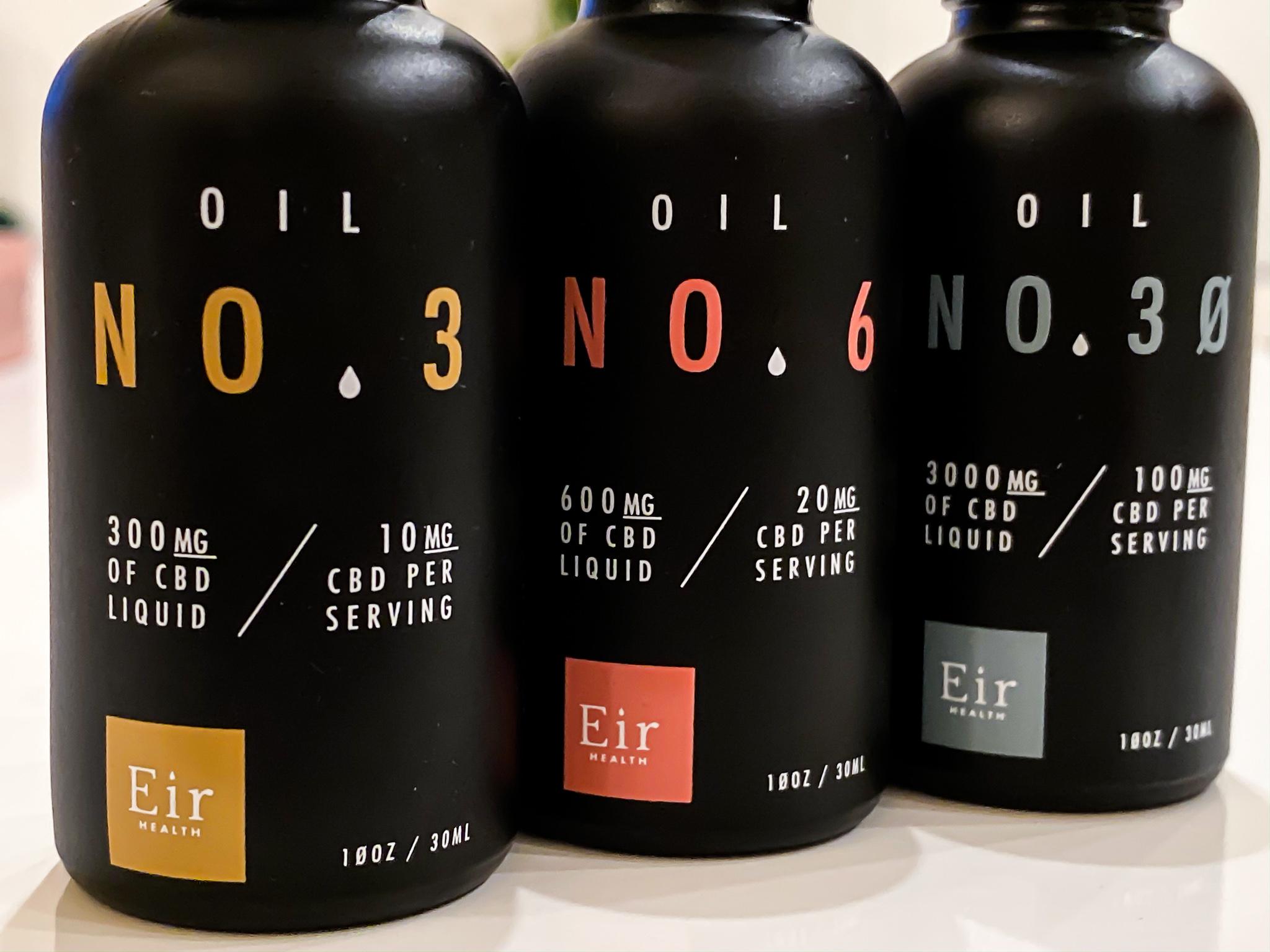 jakie stężenie oleju CBD wybrać