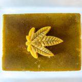 przepis na masło konopne