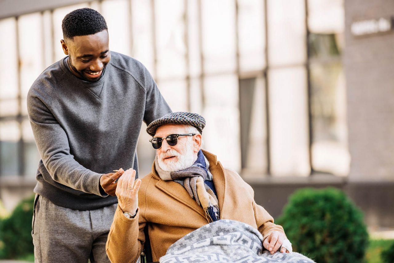 konopie dla seniorów