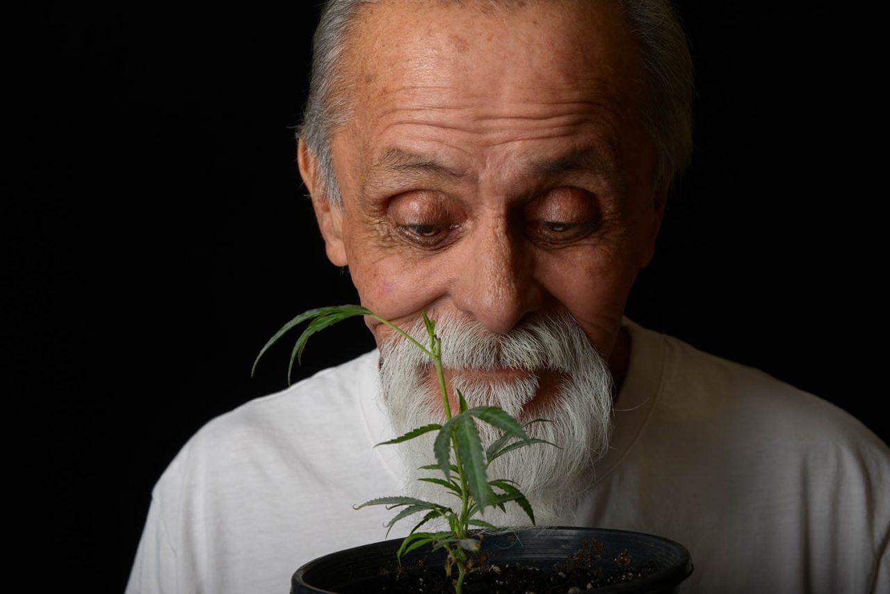 marihuana dla osób starszych